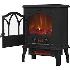 chimneyfree heater electric infrared quartz stove portable