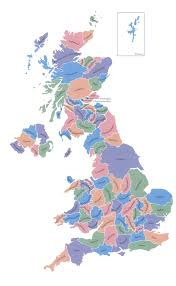 Map Of England Cities by Counties Of England United Kingdom