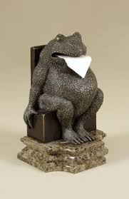 Animal Toilet Paper Holder Frog Toilet Paper Holder Love Frogs Pinterest Toilet Paper
