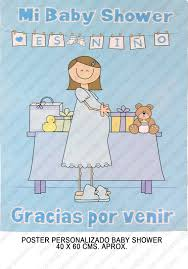 baby shower poster fiestas baby shower nia fabulous decoracion de baby shower nia
