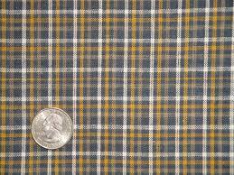 plaid home decor fabric homespun fabric cotton fabric home decor fabric quilt fabric