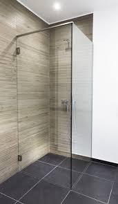 unidrain glassline shower door glassline shower screen and