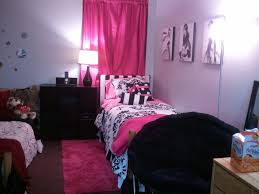 teens room girls dorm ideas for teen home model pink and black