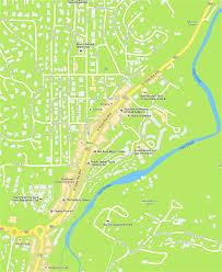 Sedona Map The Charm Of