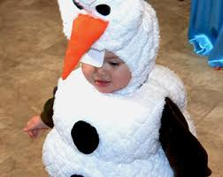 olaf costume olaf costume pattern etsy