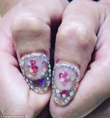 nail art trends to try based on your zodiac sign daily mail online