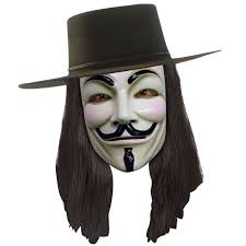 v for vendetta costume v for vendetta mask buycostumes