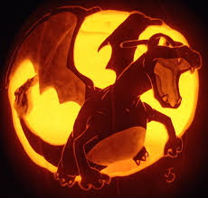 Meme Pumpkin Stencil - charizard pumpkin pumpkin carving art know your meme