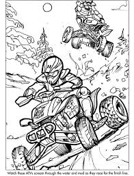 Coloring Pages For Boys 3 Extreme Sports Always Looking Boy Color Pages
