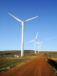 who has seen the wind harnessing alternative energy