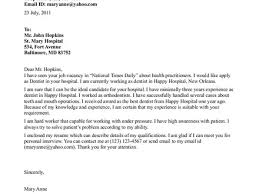 24 cover letters examples tips on using cover letter