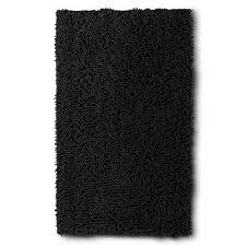 Black Bathroom Rug Black Bath Rug Home Design Ideas And Pictures