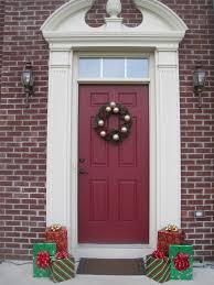Unique Front Doors Decoration Olympus Digital Camera 18 Front Door Christmas Diy
