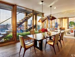 Dining Room Ceiling Designs Dining Room Decor In New York City Photos Architectural Digest