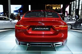jaguar back jaguar xe paris show pictures jaguar xe front end evo