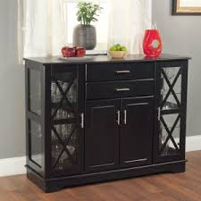 Glass Fronted Sideboards Sideboards U0026 Buffets With Glass Doors Hayneedle