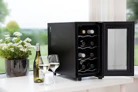 russell hobbs 8 bottle wine cooler review kitchen gadget box