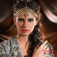 matha patti hairstyles 2017 mang tikka styles for party fashioneven