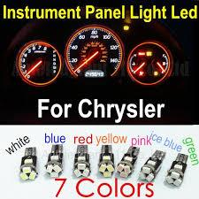 dashboard led light bulbs t5 light led l 7 colors car led 74 73 car gauge dash light
