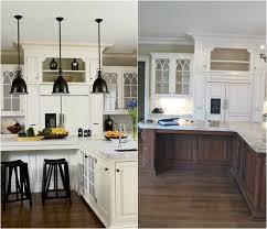 relooker cuisine bois relooking cuisine bois en 18 photos avant après inspirantes