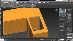 kitchen cabinet modeling tutorial for beginners autodesk 3d max