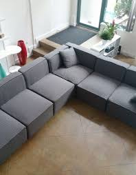 What Is A Modular Sofa Soft Cube Modern Modular Sofa Set Expand Furniture Folding