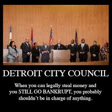 Detroit Meme - files for bankruptcy