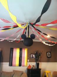 mickey mouse party decorations mickey mouse birthday