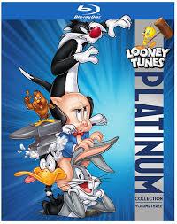 amazon looney tunes platinum collection vol 3 blu ray