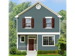 one colonial house plans colonial house plan traditional square one level plans eplans ranch