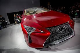 lexus lc 500 news and 2017 lexus lc 500 first impressions news cars com