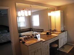 Beveled Bathroom Vanity Mirror Frameless Bathroom Vanity Mirrors Chesapeake Portsmouth Norfolk