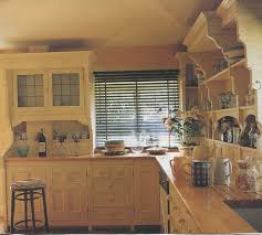 English Cottage Kitchen - english country traditional kitchen normabudden com