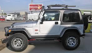 jeep wrangler rubicon top jeep wrangler top rack installation photos