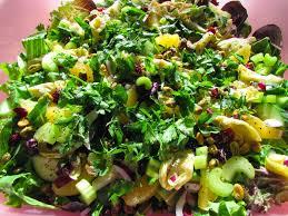 thanksgiving salad veg fiend