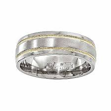 jcpenney mens wedding rings 56 best wedding bands images on wedding