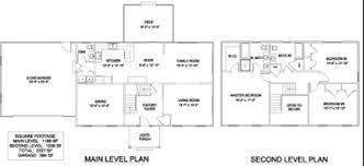 2 story floor plan special select floor plans to costs landmark home and