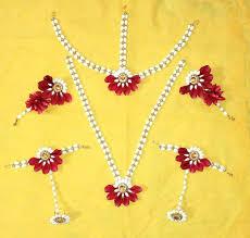 flower jewellery royal blooms floral jewels panvel flower jewellery
