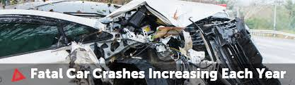 fatal car crashes increasing each year staver law group