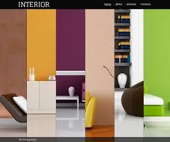 home interior design catalog interior design flash template 40372