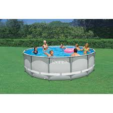 Inflatable Backyard Pools by 3d Inflatable 7 5 U0027 Round Family Pool Walmart Com