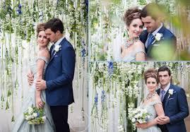 blue wedding blue theme for royal wedding ceremony weddceremony