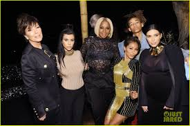 kim kardashian u0026 all her sisters celebrate at her baby shower