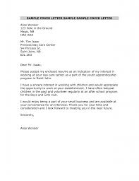 sample cover letter for job application doc gallery cover letter