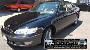 lexus extended warranty gold 1999 lexus es300 hd vehicle review youtube
