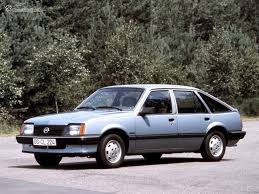Opel Ascona C Hatchback 5 Doors Modifications Carspecsguru Com