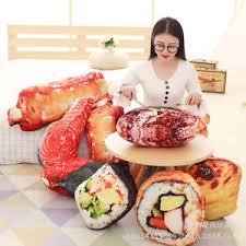 simulation 3d cuisine 3d food creative simulation ribs pillow office sofa home evil