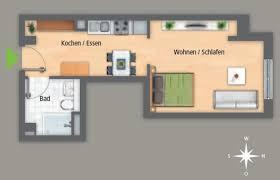 Bad Erlangen 1 Zimmer Wohnung Zu Vermieten Zeppelinstr 10 91052 Erlangen