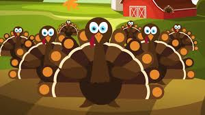 thanksgiving gobble gobble u0027til you wobble youtube