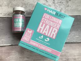 does hairburst work review hairburst for new mums real mum reviews